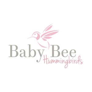 baby humming birds