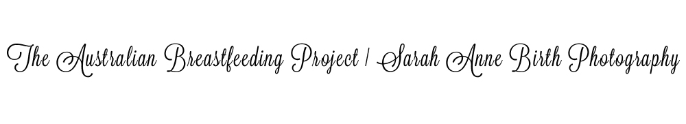 The Australian Breastfeeding Project: Feeding the Change logo